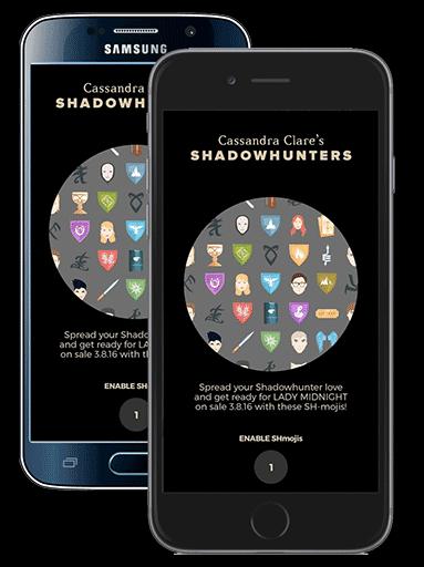 SH Emojis App