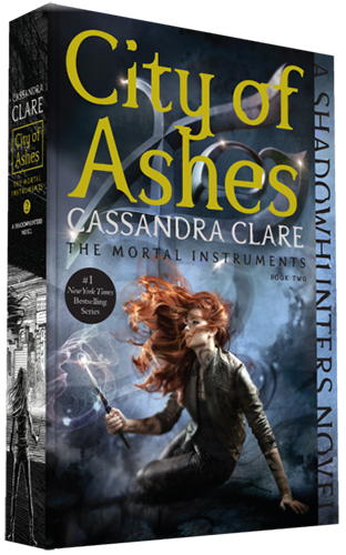 City Of Ashes Book
