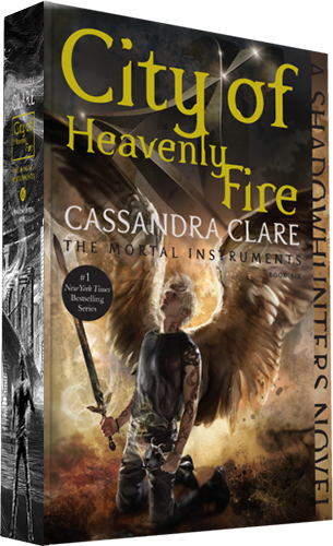 City of Heavenly Fire – Shadowhunters