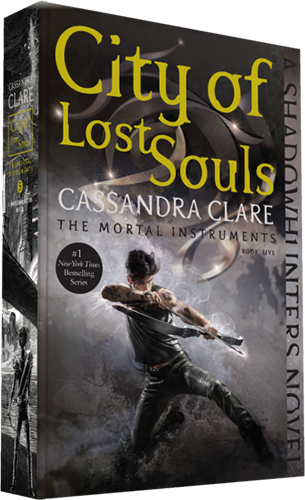 The Mortal Instruments City Of Lost Souls