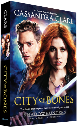 City of Bones (TV Tie-in Edition)
