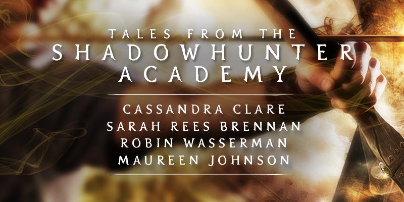 Znalezione obrazy dla zapytania Tales from Shadowhunters Academy:
