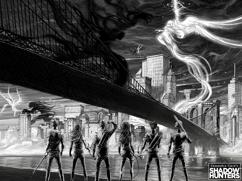 the mortal instruments � shadowhunters