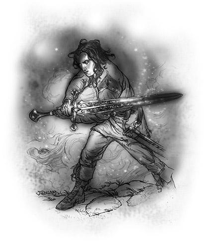 The Mortal Sword