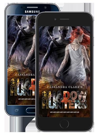 Cassandra Clare's Shadowhunters App – Shadowhunters