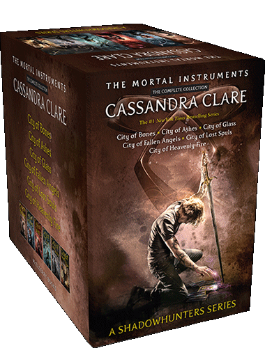 The Mortal Instruments – The Complete Collection